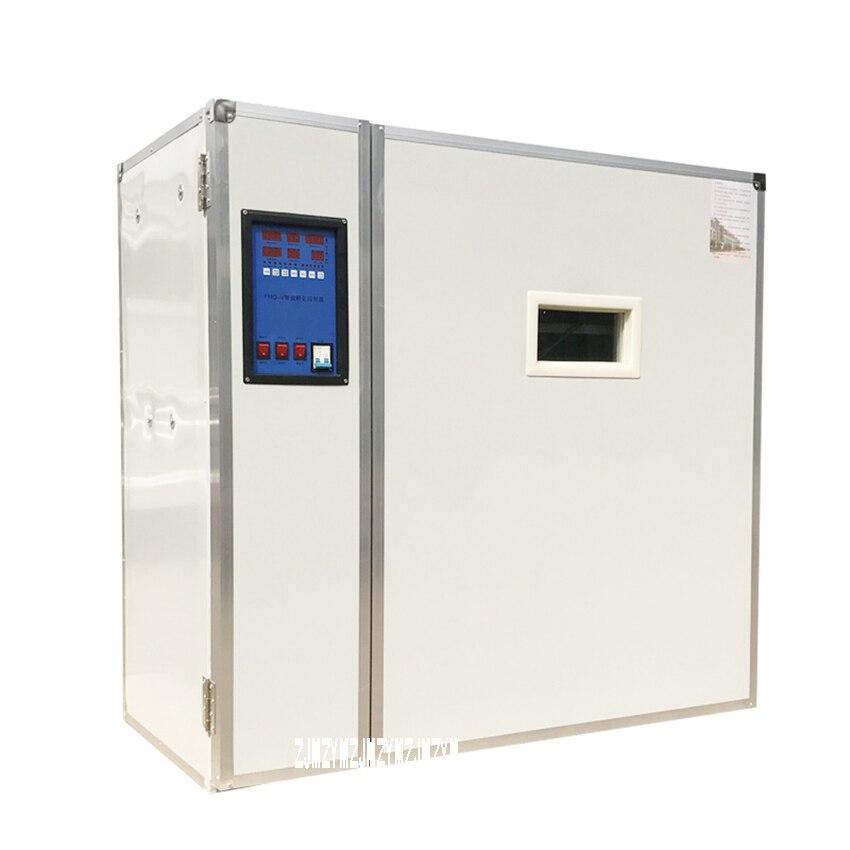 HF108 2112 цифровой яичный инкубатор полный автоматический инкубатор куриный гусиный инкубатор для яиц термостат контроль инкубатория - 2