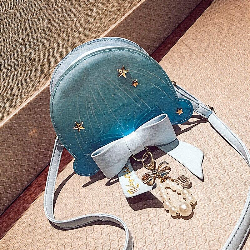 Borsa Popolare Crossbody Pianeta Cielo Bag Perle Del In Azzurro Cluth Ins Ricamo Oro Partito Blu Marino Donne Star Di azzurro Tekiessica Mini 5qSzfPZwZ