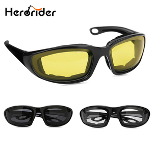 3 Pcs Men Women Moto Glasses M