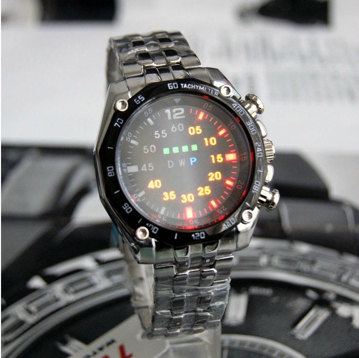 2016-Hot-TVG-Men-Digital-Watch-Stainless-Steel-Strap-LED-Light-Round-Case-Water-Resistent-Night