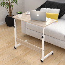 Laptop Desk Computer Table Adjustable Portable Laptop Bed Table Can be Lifted Standing Desk(China)