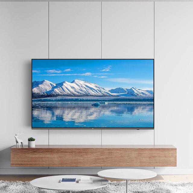 Xiaomi Full Display TV 4K 55 Inch 2GB/8GB 64 bit Processor Built in AI Smart TV