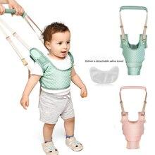 Рюкзак-поводок для ходунков для малышей, Поводок для детей, ремешки для детей, прогулочный пояс для детей, антиосенние защитные поводки для детей