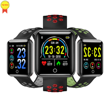 Bluetooth 4.0 Smart Watch Q18 Pedometer Health relogios Sport watch Men Women wristband heart rate blood pressure monitor