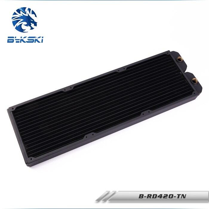 Bykski B-RD420-TN 42cm 420mm Copper Radiator Water Cooling 30mm petlas ta110 420 85r38 144a8