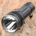 Original Convoy X3 CREE XM-L2 1100LM 10W 3-Mode Outdoor LED Flashlight (18650/ 26650/3* AA )- Gun Gray