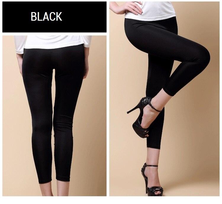 100% Pure Silk Women's Leggings