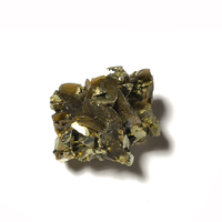 71g Rare Minerals Natural Ore Newly Listed Siderite chalcopyrite Crystal Quartz Stone Specimen B10 78