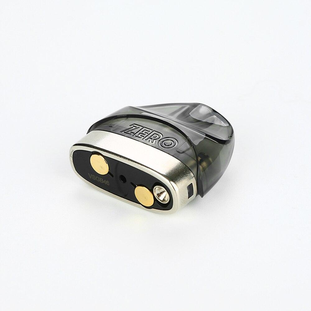 US $6 74 15% OFF Original 2pcs Vaporesso Renova Zero Pod with 2ml Capacity  and 1 0ohm Coil Head E cig Vape Tank for Vaporesso Renova Zero Pod Kit-in