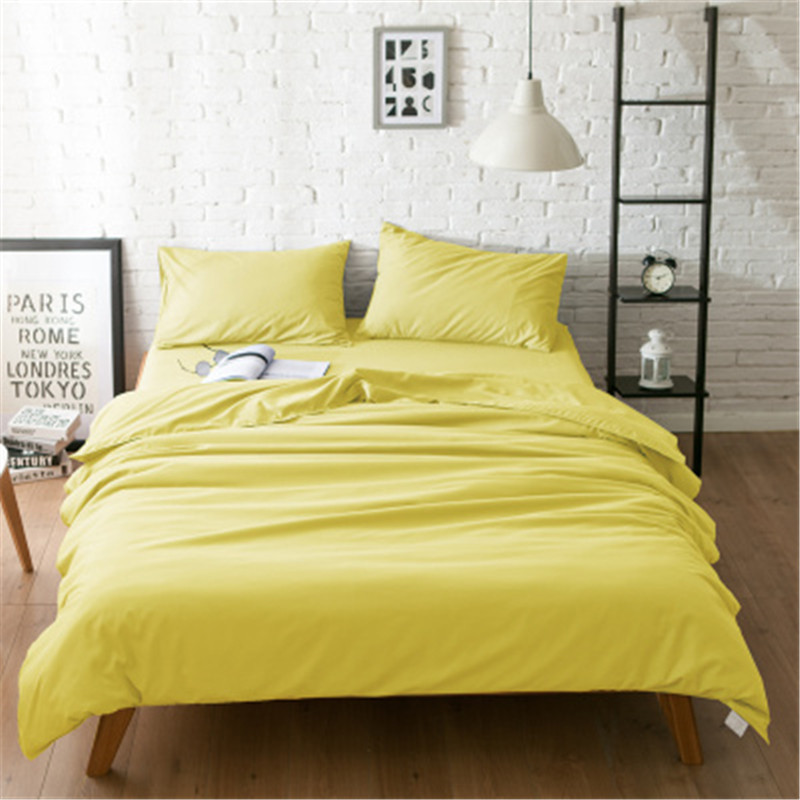 NEW Hot Free Shipping Patchwork AB Side 4PCS Bedding Sets bed linen BED SET bedclothes Twin Queen Size bed sheet bedcovers in Bedding Sets from Home Garden