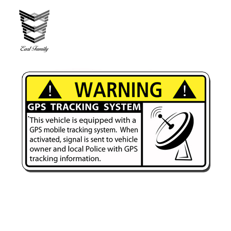 ♔ >> Fast delivery alarm gps sticker in Boat Sport