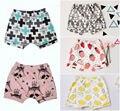 Único Nacido Bebé Niñas Pantalones Cortos Bottoms Bloomers Del Verano Caliente Pantalones Cortos 0-4Y