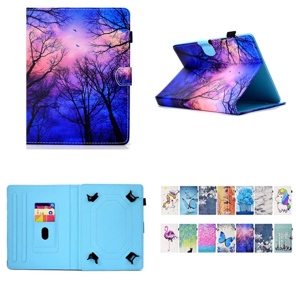 8.0 inch Universal Stand Cute Luxury PU Leather Case For Samsung Galaxy Tab Pro 8.4 inch T320 T321 T325 SM-T320 8 inch Tablet PC image