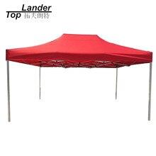 3*4.5 متر في الهواء الطلق الألومنيوم للطي الإعلان معرض Evnet خيمة مظلة الشمس المأوى Awing سيارة أكشاك المحمول المرائب خيمة مظلة