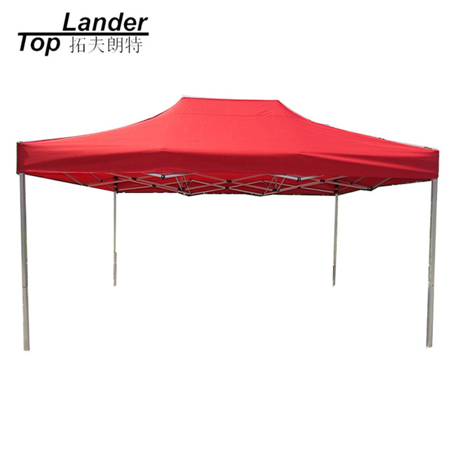 3*4.5m Outdoor Aluminum Folding Advertising Exhibition Evnet Canopy Tent  Sun Shelter Awing Car
