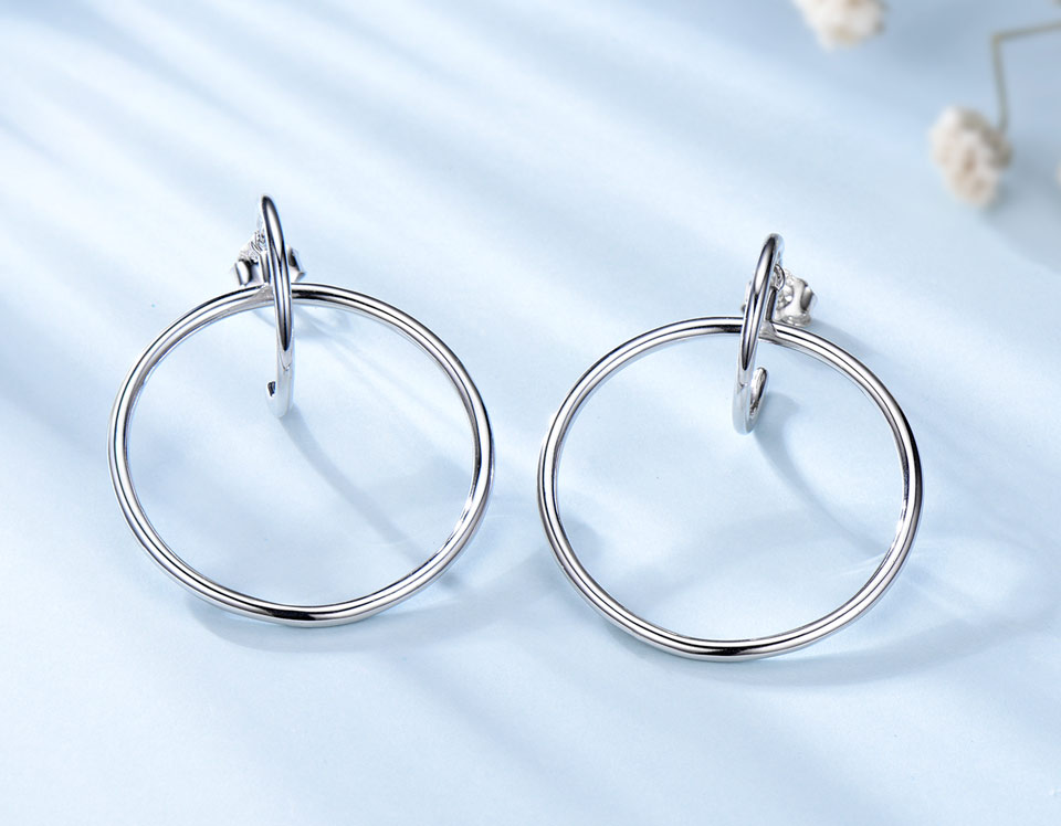 925 sterling silver earrings for women (4)