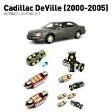 Led interior lights For Cadillac deville 2000-2005 16pc Led Lights For Cars lighting kit automotive bulbs Canbus Error Free 16pc x canbus error free led lamp interior light kit package for audi a7 s7 rs7 c7 quattro sedan sportback 2011