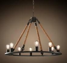 Seil Lampe Werbeaktion-Shop für Werbeaktion Seil Lampe bei ...