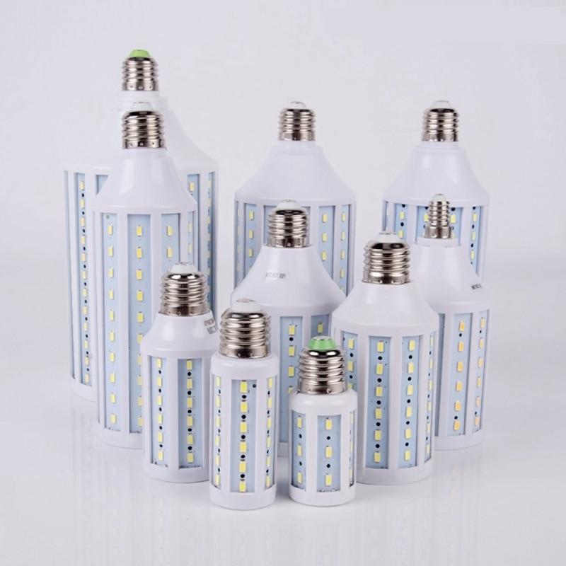 Led Corn Bulb 5w 10w 15w 20w 25w 30w 40w 60w Smd5730 Led Lamp Ac220v Spotlight Energy Saving Bulb 360 Degree E27/b22/e14 Edison Led Bulbs & Tubes
