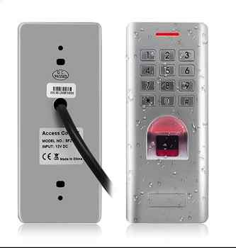 RFID Waterproof IP66 Fingerprint access control with keypad Anti-Hit support ID card /finger can as reader WG26 output - DISCOUNT ITEM  0 OFF All Category