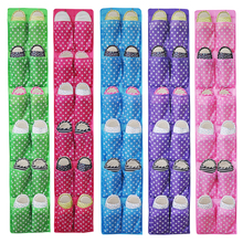 12 Pocket Shoe Space Door Hanging Organizer Rack Wall Bag Storage Closet Holder door hanging organizer