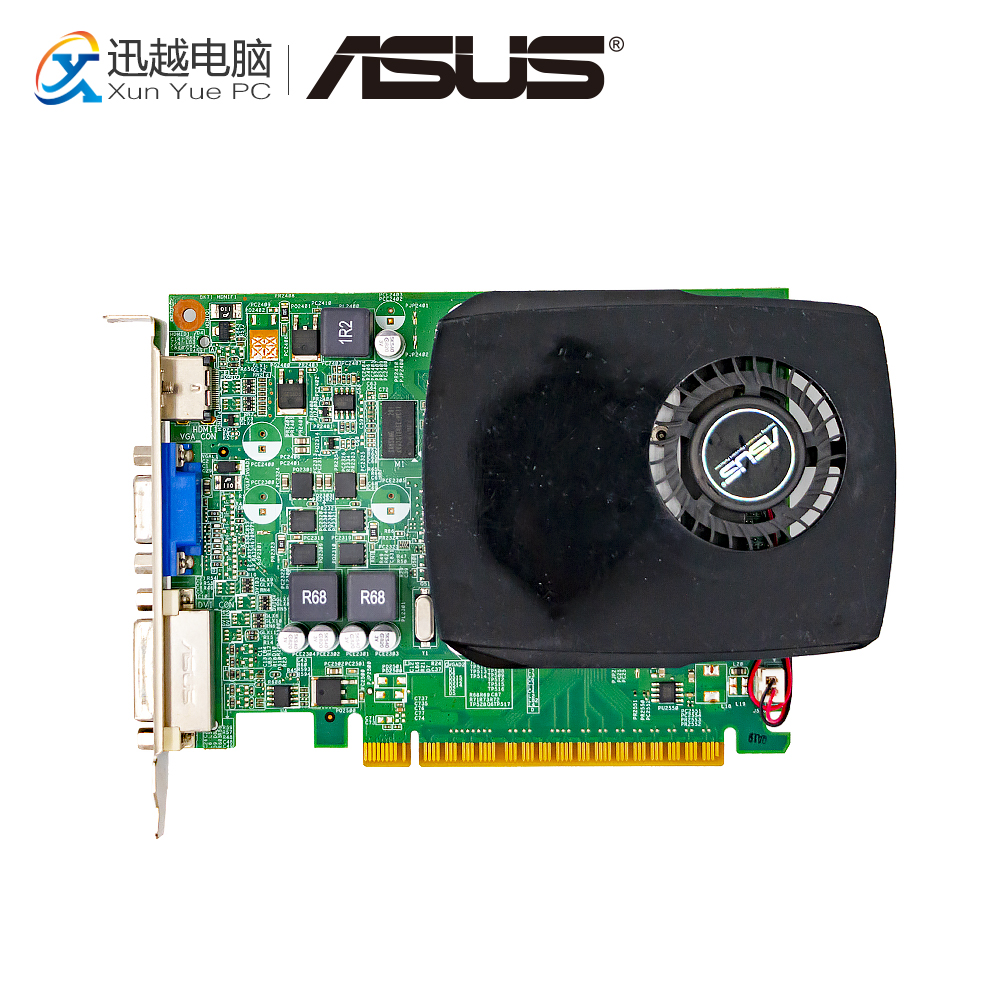 ASUS GT640-3GD3/DP D'origine Cartes Graphiques 192 Peu GT 640 3g GDDR3 Carte Vidéo VGA DVI HDMI Pour nvidia Geforce GT640
