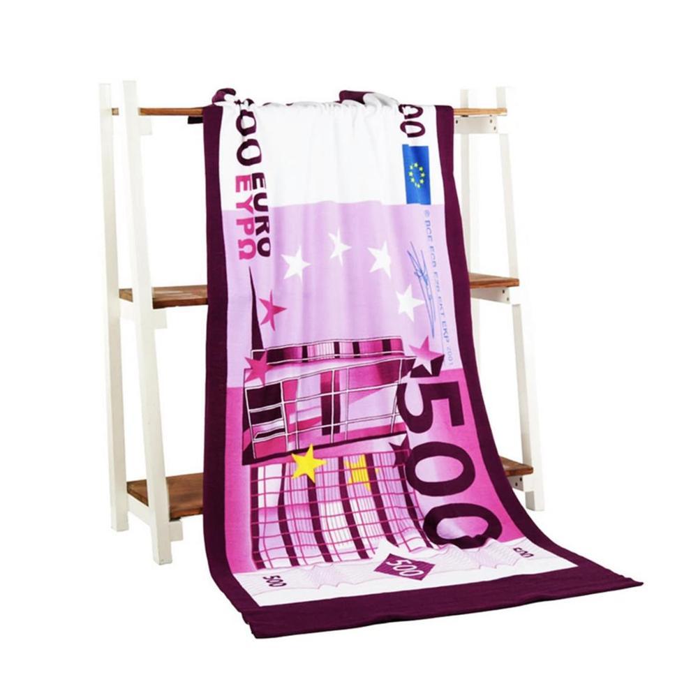 LOVINSUNSHINE Toalla de playa de microfibra estampado Euro manta de playa para adultos 70*150 cm body AB #149 Toalla de dibujos animados para adultos 100% Toalla de baño de algodón textil toalla gruesa grande Albornoz de Hotel Toalla de playa chal niños manta Toallas