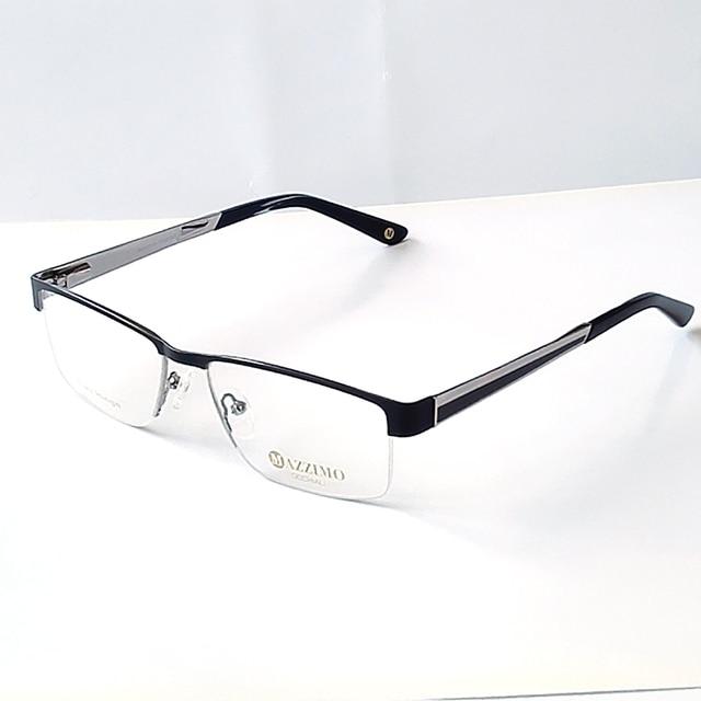 2016 Новый прибытие человек черный Металлические миопия очки кадр БОЛЬШОЙ размер мужчины Очки кадров мужчин очки оптические очки Gafas Óculos
