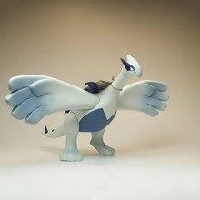큰 사이즈 애니메이션 Lugia Raikou Charizard Ho Oh 그림 어린이 완구 어린이를위한 선물 pkm 액션 피규어 brinquedos Toys Model