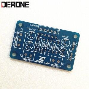 Image 1 - LM3886TF lm3886 güç amplifikatörü PCB HiFi profesyonel ses 1 adet için Audiophile diy