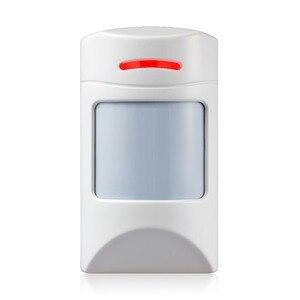 Image 2 - KERUI kablosuz ev alarmı Anti Pet bağışıklık PIR hareket sensörü kızılötesi dedektör GSM PSTN Wifi Alarm sistemi G18 G19 W2