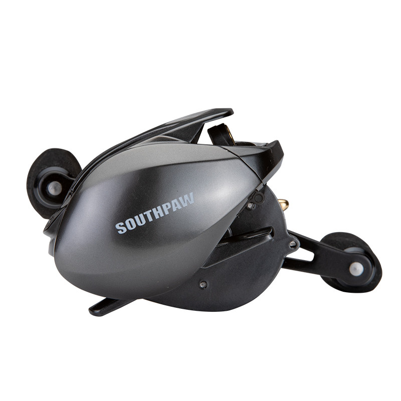 New slow shake bait casting reel 10+1BB jig wheel max drag 12.5kg boat wheel fishing reel-in Fishing Reels from Sports & Entertainment    2