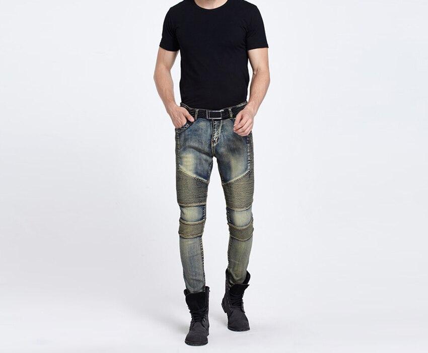 Die Hosen der Art- und Weisemänner Wholesale das Nähen der modernen - Herrenbekleidung - Foto 3