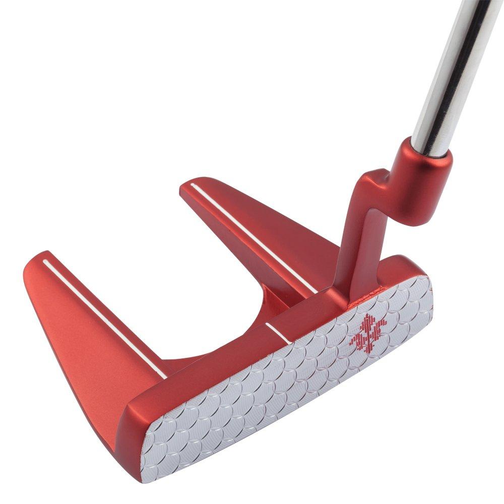 MAZEL GolfClub-Putter right handed,34Inch-006