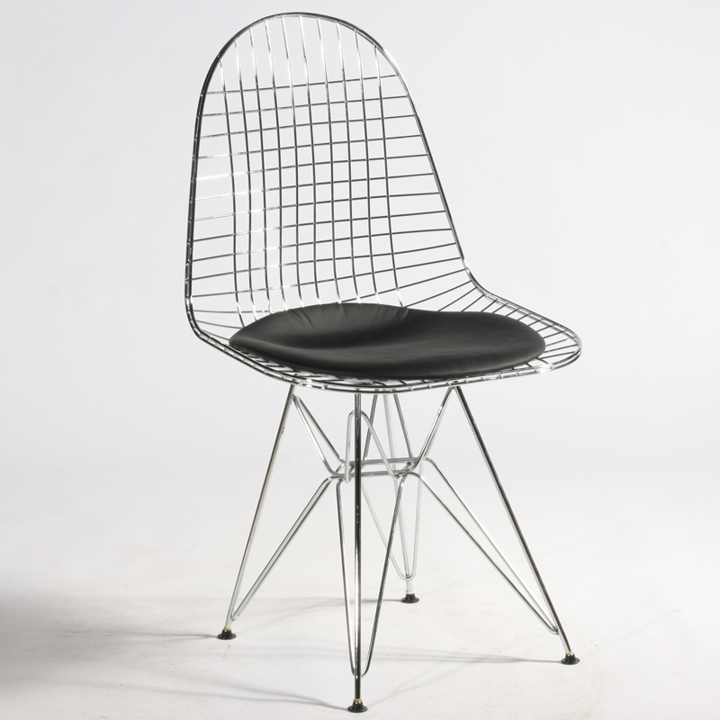 Ordinaire Huo Sen Rail Passenger Chair Eiffel Metal Wire Chairs Without Back Cushion  Chair In Shampoo Chairs From Furniture On Aliexpress.com | Alibaba Group