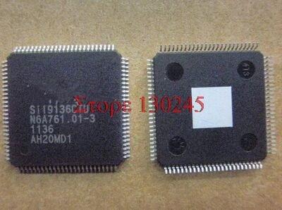 1pcs/lot SiI9136CTU SiL9136CTU SiI9136 SiL9136 TQFP1001pcs/lot SiI9136CTU SiL9136CTU SiI9136 SiL9136 TQFP100