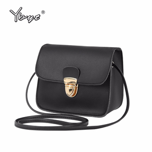 new casual small leather flap