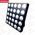 SONGXU 25*10w RGB 3in1 led matrix dot wall washer light with free shipping/SX-WL2510