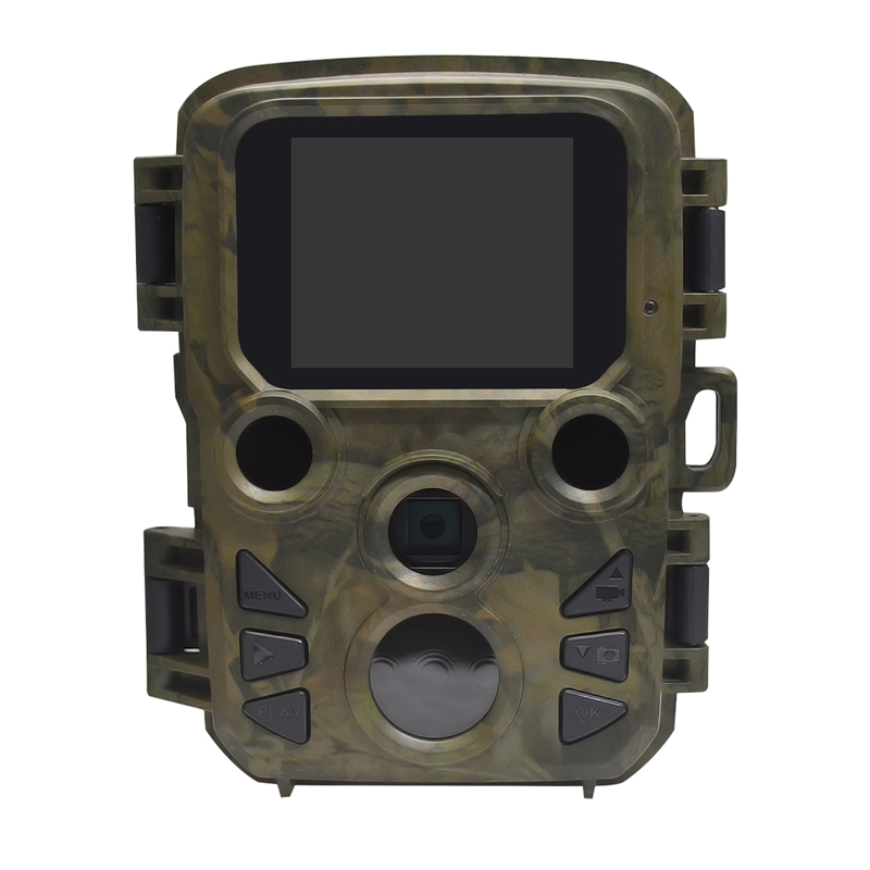 12MP 1080P Hunting Camera Wildlife Photo Traps PIR sensor Outdoor Waterproof Mini Scouting Trail Game Camera-in Hunting Cameras from Sports & Entertainment    1