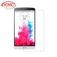 YOYIC 強化ガラス Lg G6 G5 G4 G3 G2 スクリーンプロテクターフィルム防爆 Lg G2 G3 G4 ミニガラス