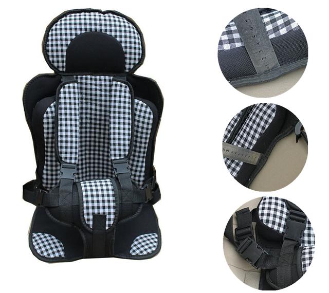 Venda quente Frete grátis bebê criança portátil infantil carro protetor assento infantil assento de carro assentos de Carro da segurança da criança capa para venda