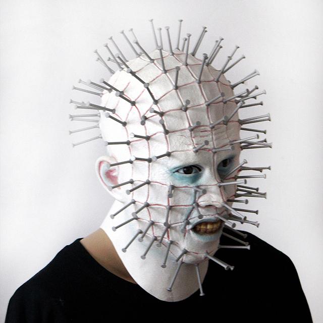 Three Zero Pinhead Mask