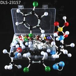 molecular model set DLS-23157 chemistry inorganic organic molecular structure models kit for chemistry teacher  student molecule
