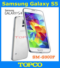 "Original Samsung Galaxy S5 Unlocked GSM 3G&4G Android Mobile Phone SM-G900F G900H Quad-core 5.1"" 16MP WIFI GPS 16GB Dropshipping(China)"