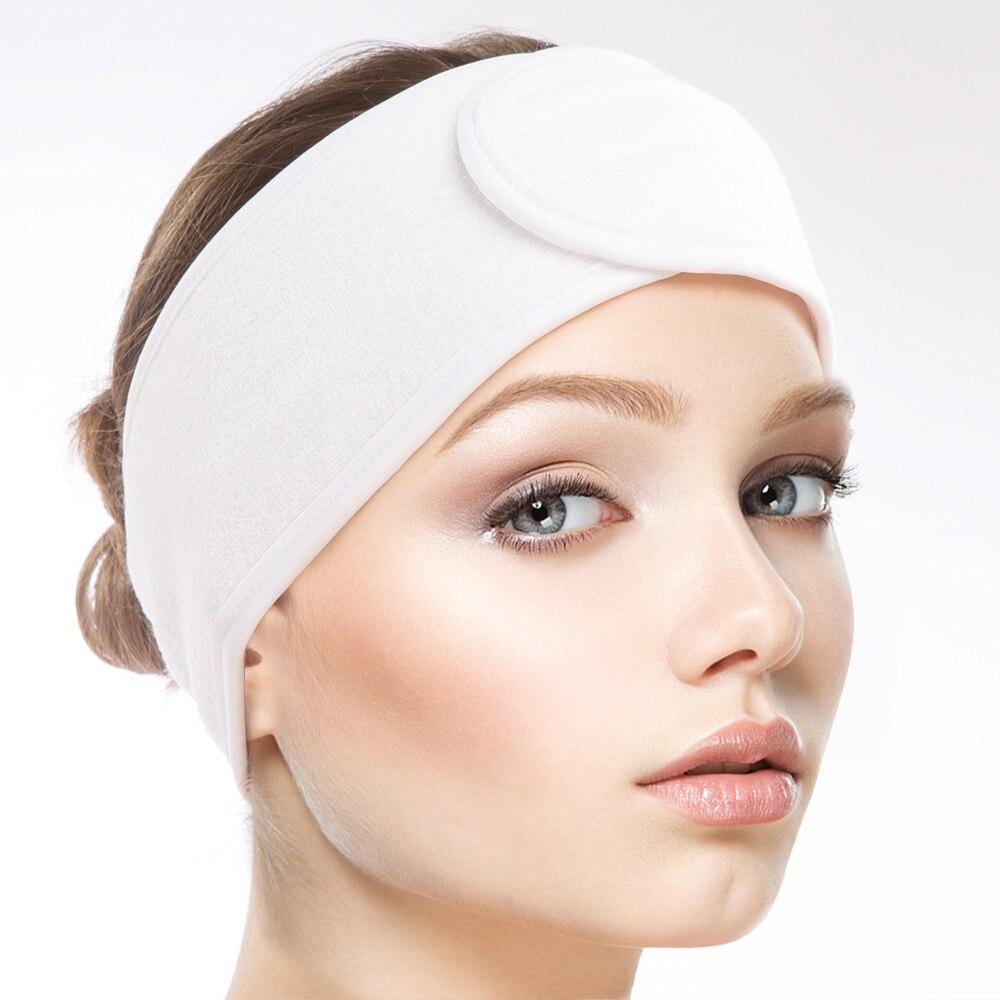 Sinland Microfiber Hair Band Makeup Cosmetic Shower flexible Hairlace Shower Sports Spa Yoga Girl Headband Women