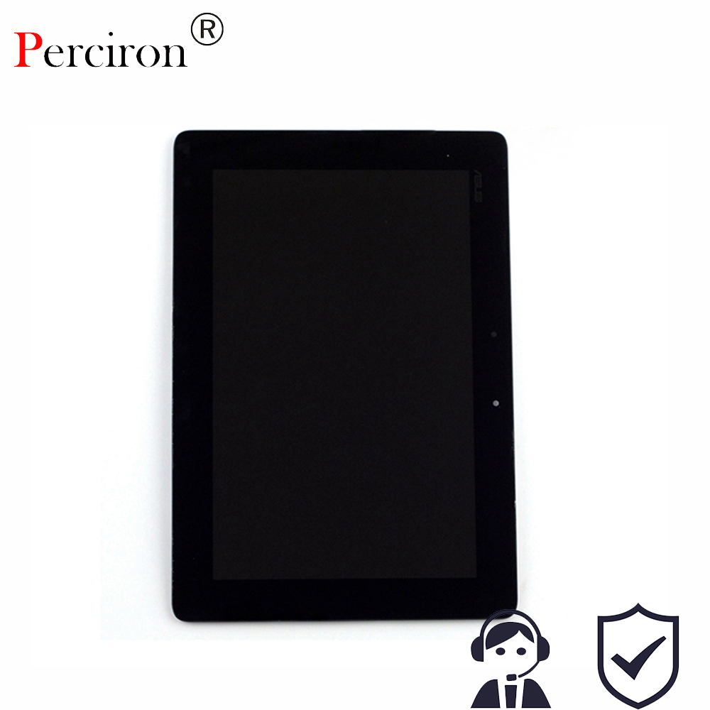 New 10.1 inch LCD Display Touch Screen Panel Digitizer Assembly Replacements For Asus Transformer Pad TF201 TCP10C93 V0.3 used parts lcd display monitor touch screen panel digitizer assembly frame for asus memo pad smart me301 me301t k001 tf301t