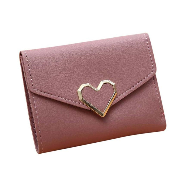 Maison Fabre Fashion Wallets Women 6 Colors Women Simple Short Wallet Hasp Coin Purse Card Holders 2017 Hot DropShipping OB16 6