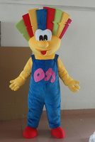 Latest high quality Halloween Outfit Costumes suit clown mascot costume for adults Holiday special clothing