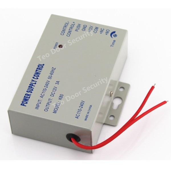 2000Users tipkovnica Sustav za ulazak na pametnu elektroniku - Sigurnost i zaštita - Foto 4