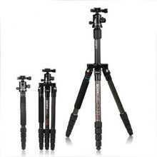 DHL GOPRO BENRO A2192TB1 tablet series Travel portable tripod aluminum  Kit wholesale